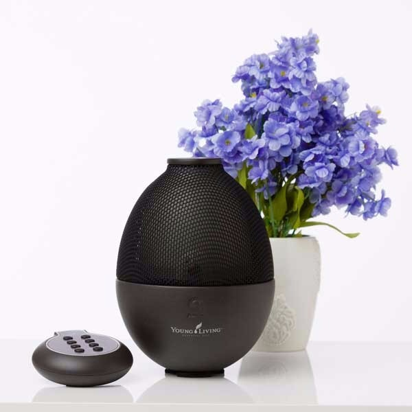 Young Living Rainstone Diffuser - $223.36 USD