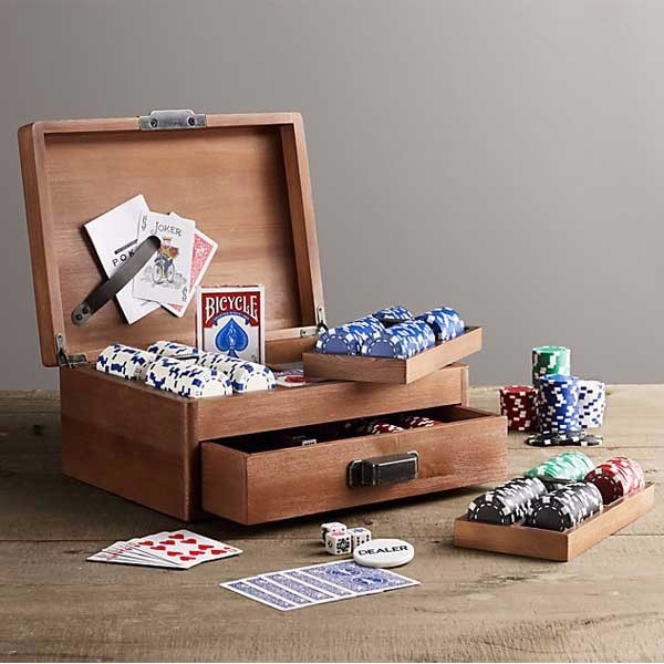 Deluxe Poker Set - $295.00 USD