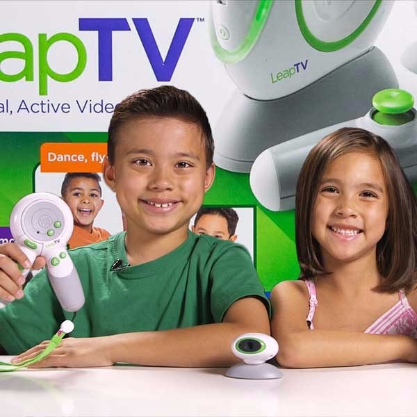 LeapFrog LeapTV Educational Active Video Game System - $29.99 USD
