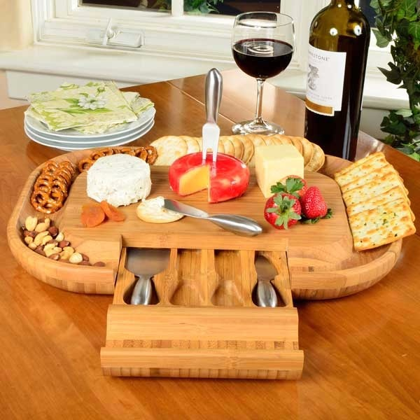 Deluxe Malvern Cheese Tray - $78.00 USD
