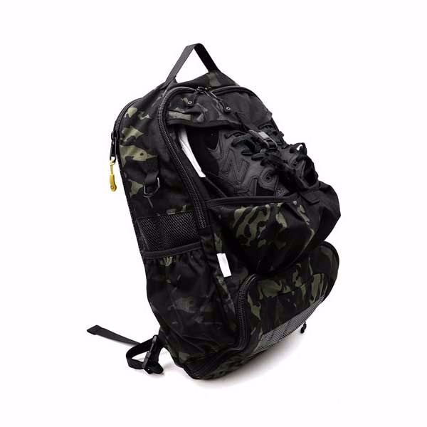 Gym/Work Pack in Black and Camo - $198.00 USD