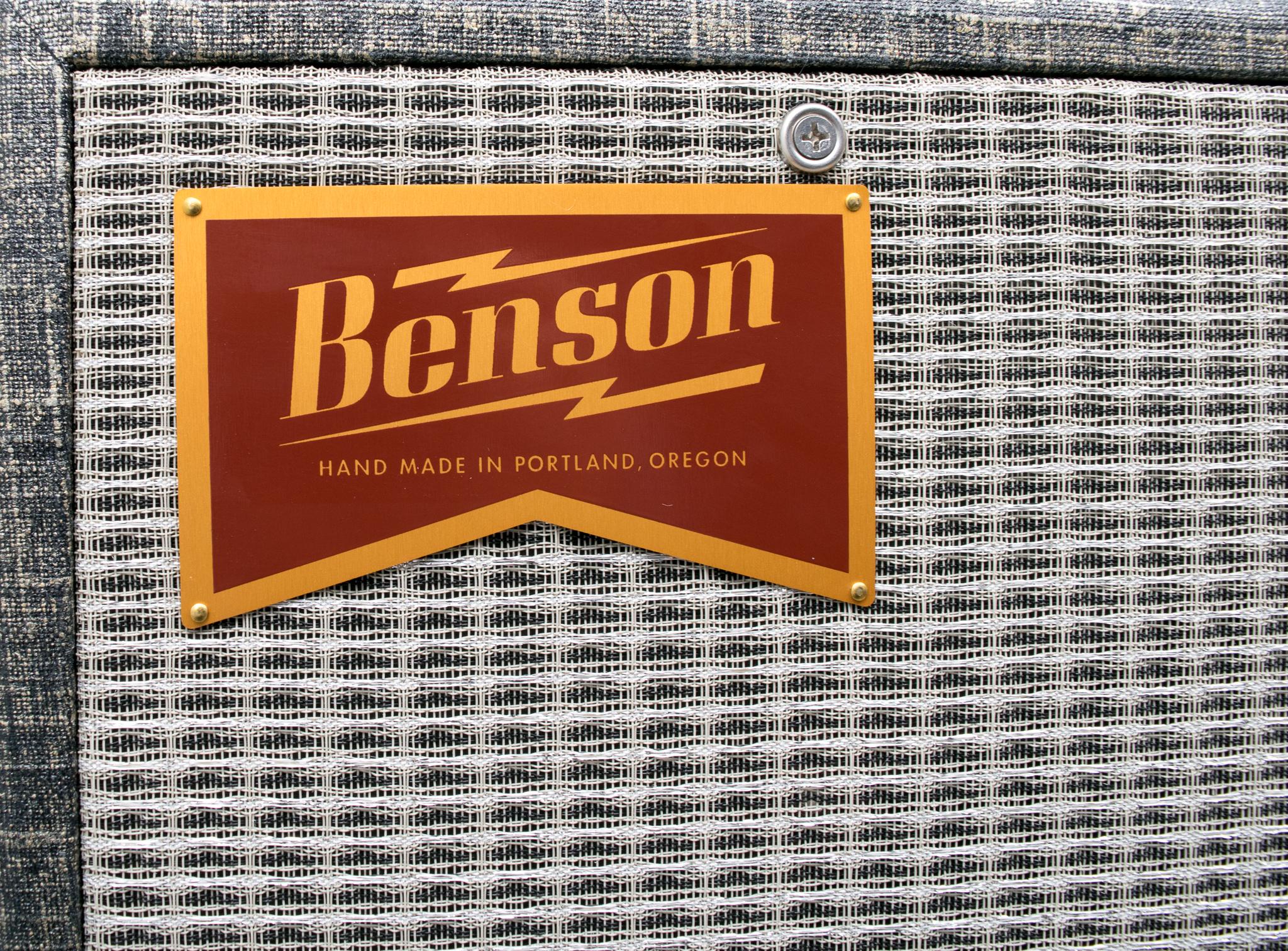 Benson Amplifiers