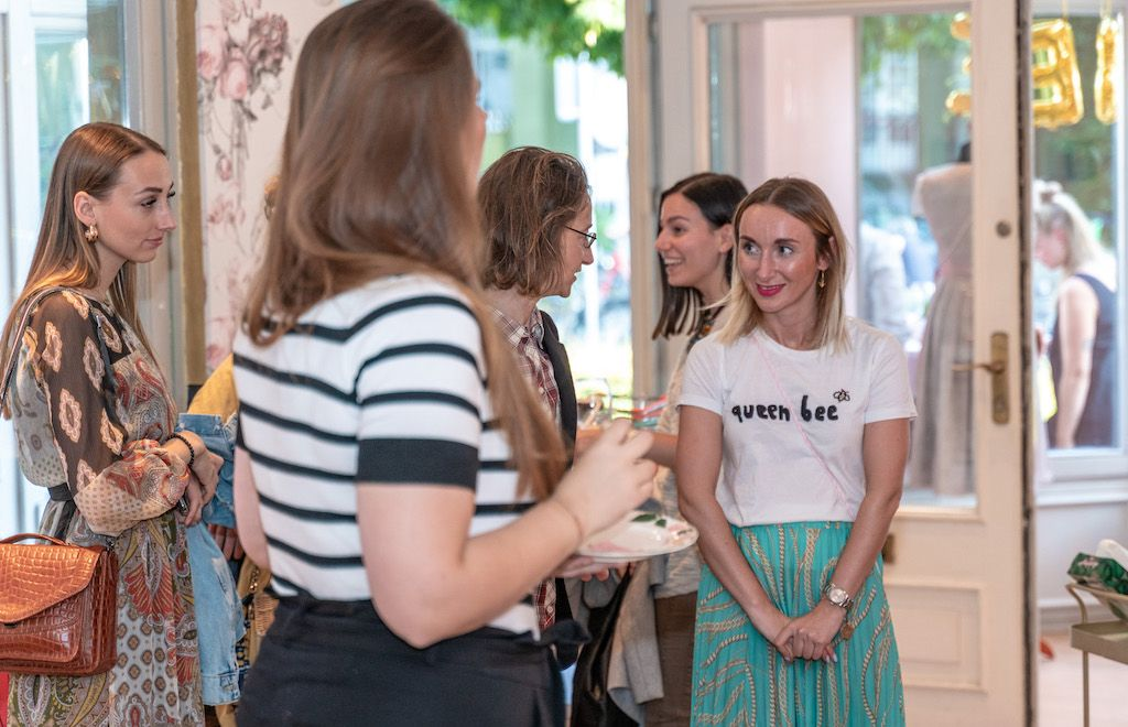 Veranstaltungslocation in Hamburg von Matica Cosmetics