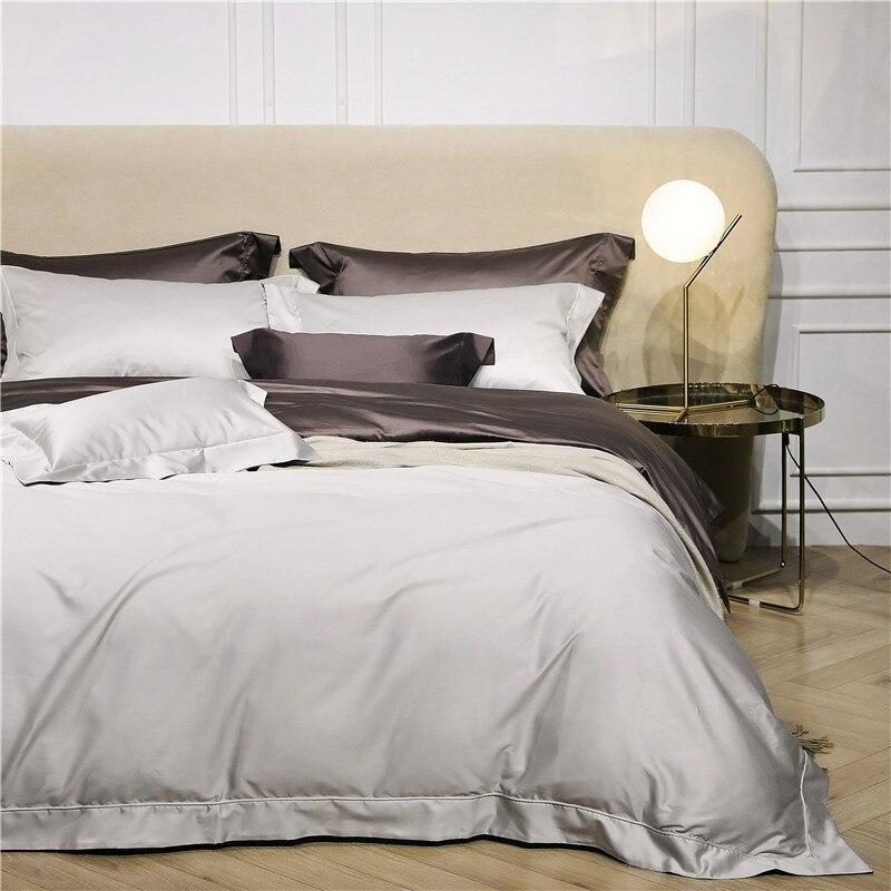 Rosa Grey Brown Bedding