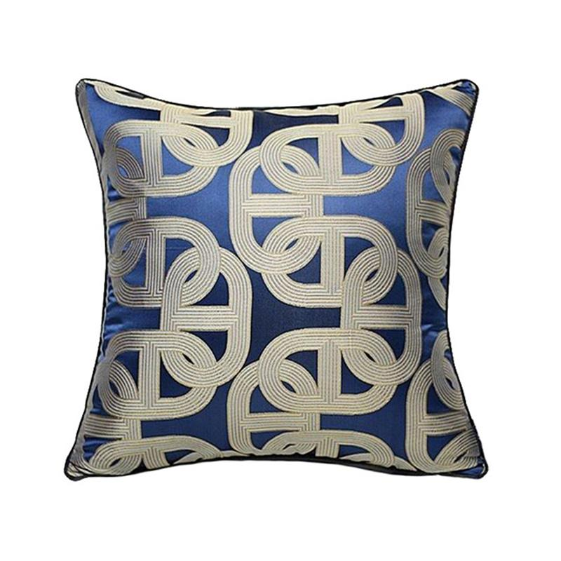 Lucy Blue Cushion