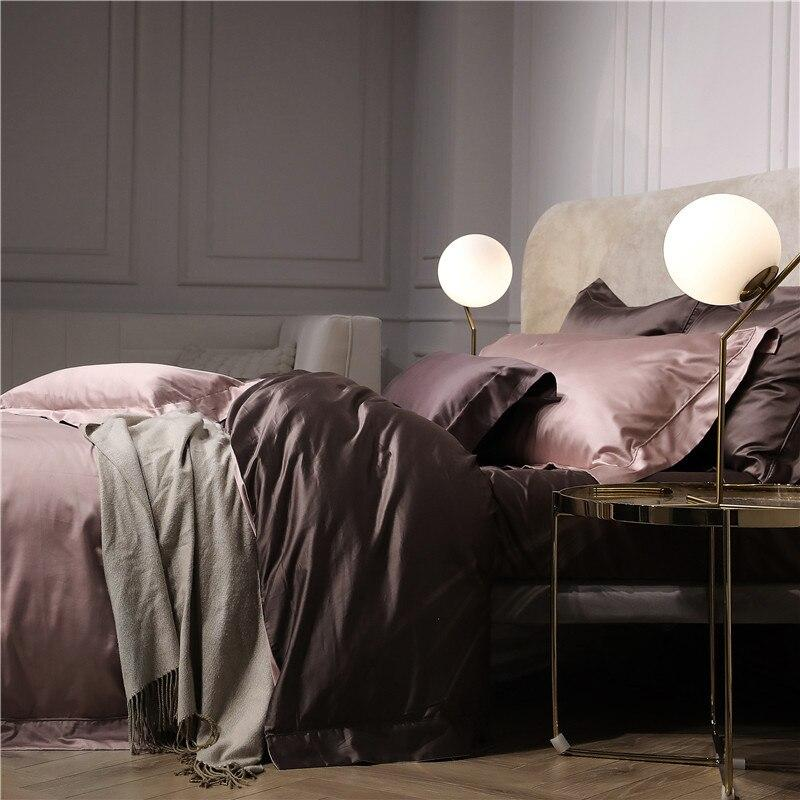 Rosa Pink Brown Bedding