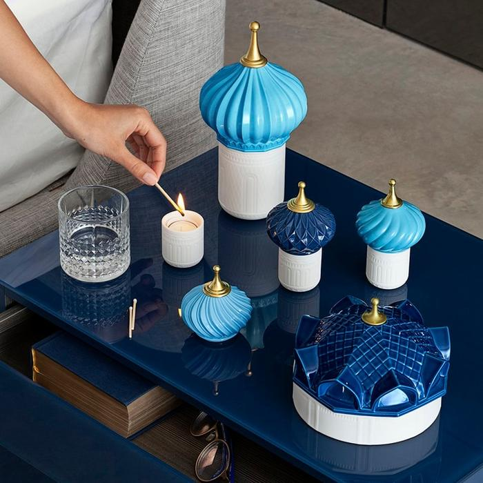 Mika Candle Holder