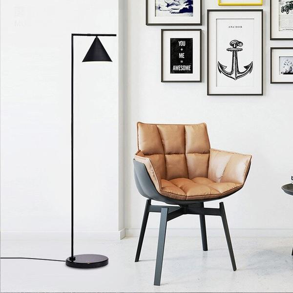 Karl Black Floor Lamp