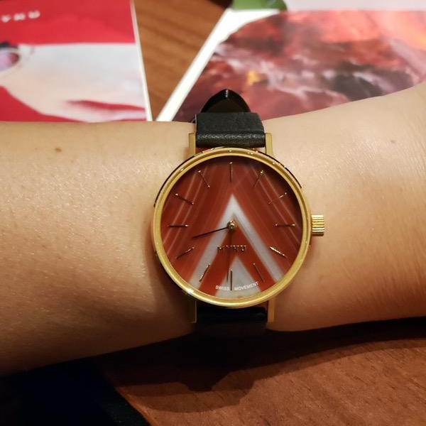 MYKU Sardonyx Watch