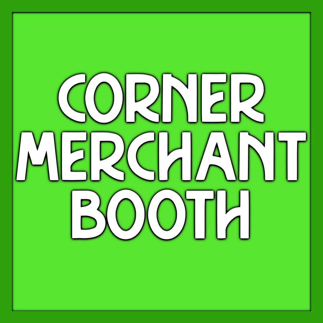 Maui Corner Merchant Booth