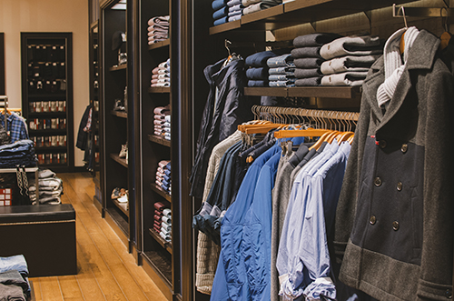 Popular Men's Clothing Brands
