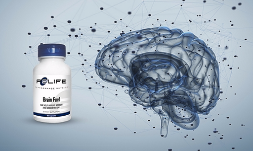 Athletes takes P2Life Brainfuel