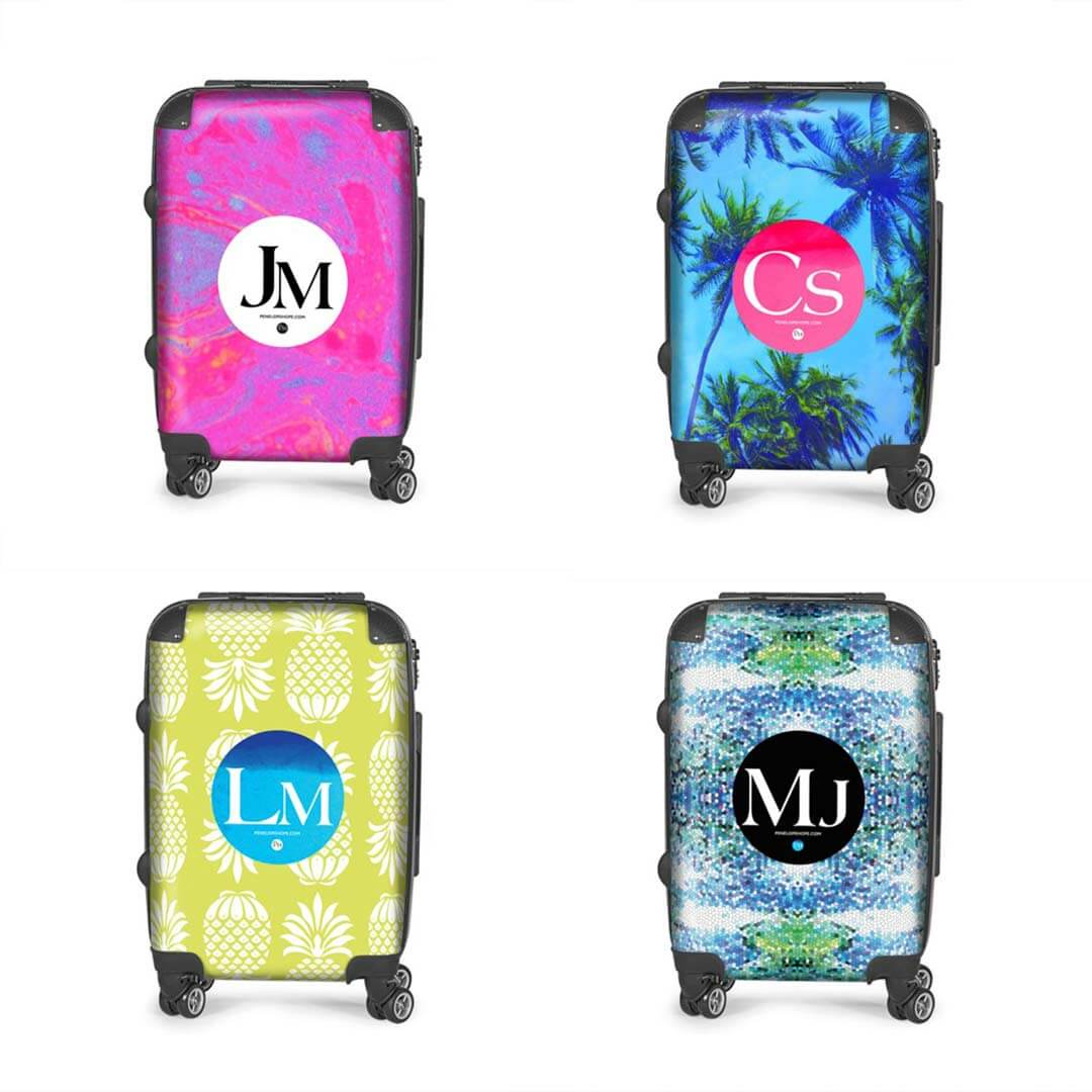 Personalised Suitcases