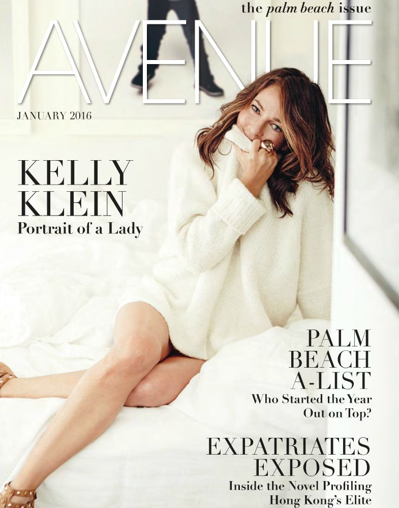Avenue - The Palm Beach Issue