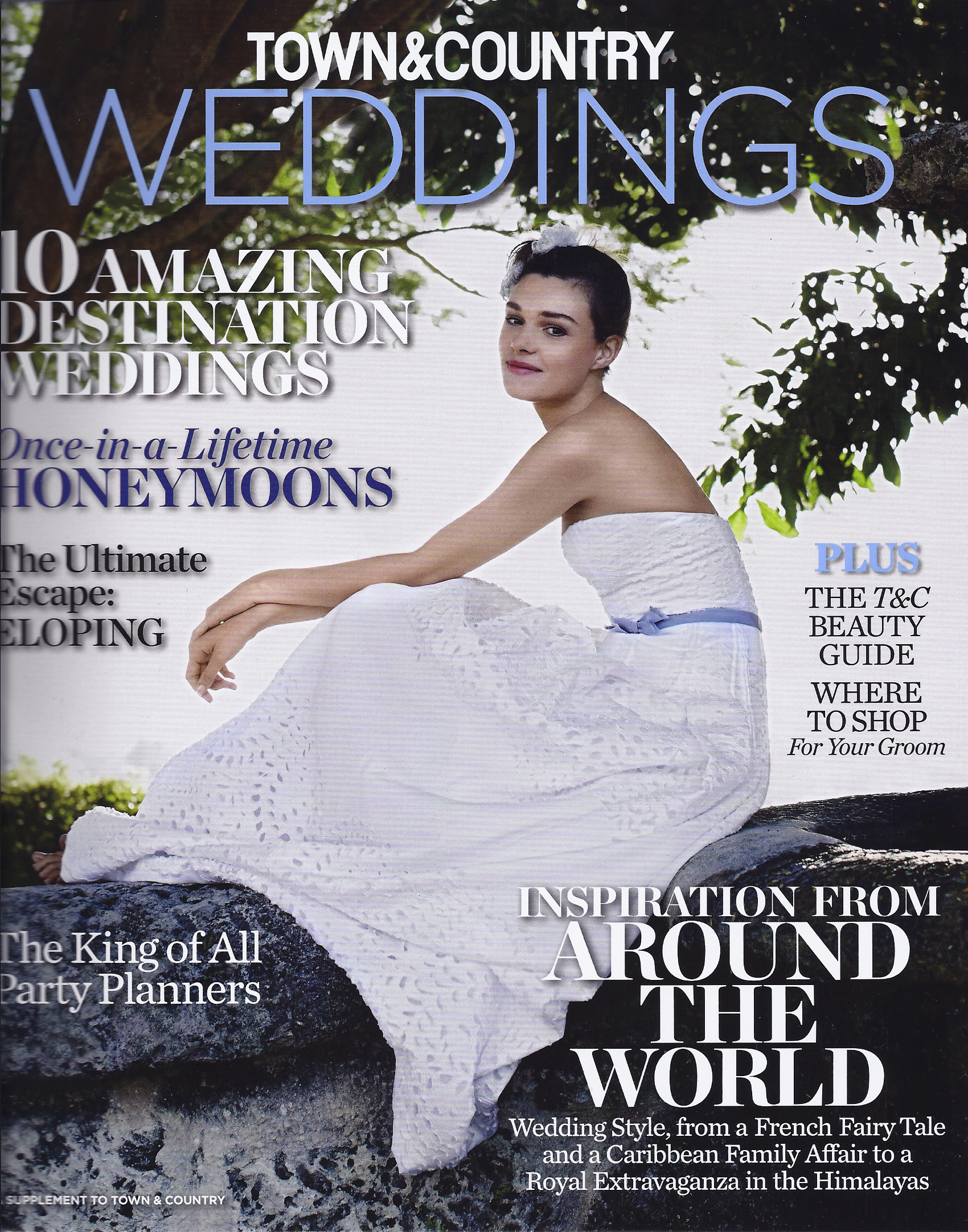 Town & Country - Weddings