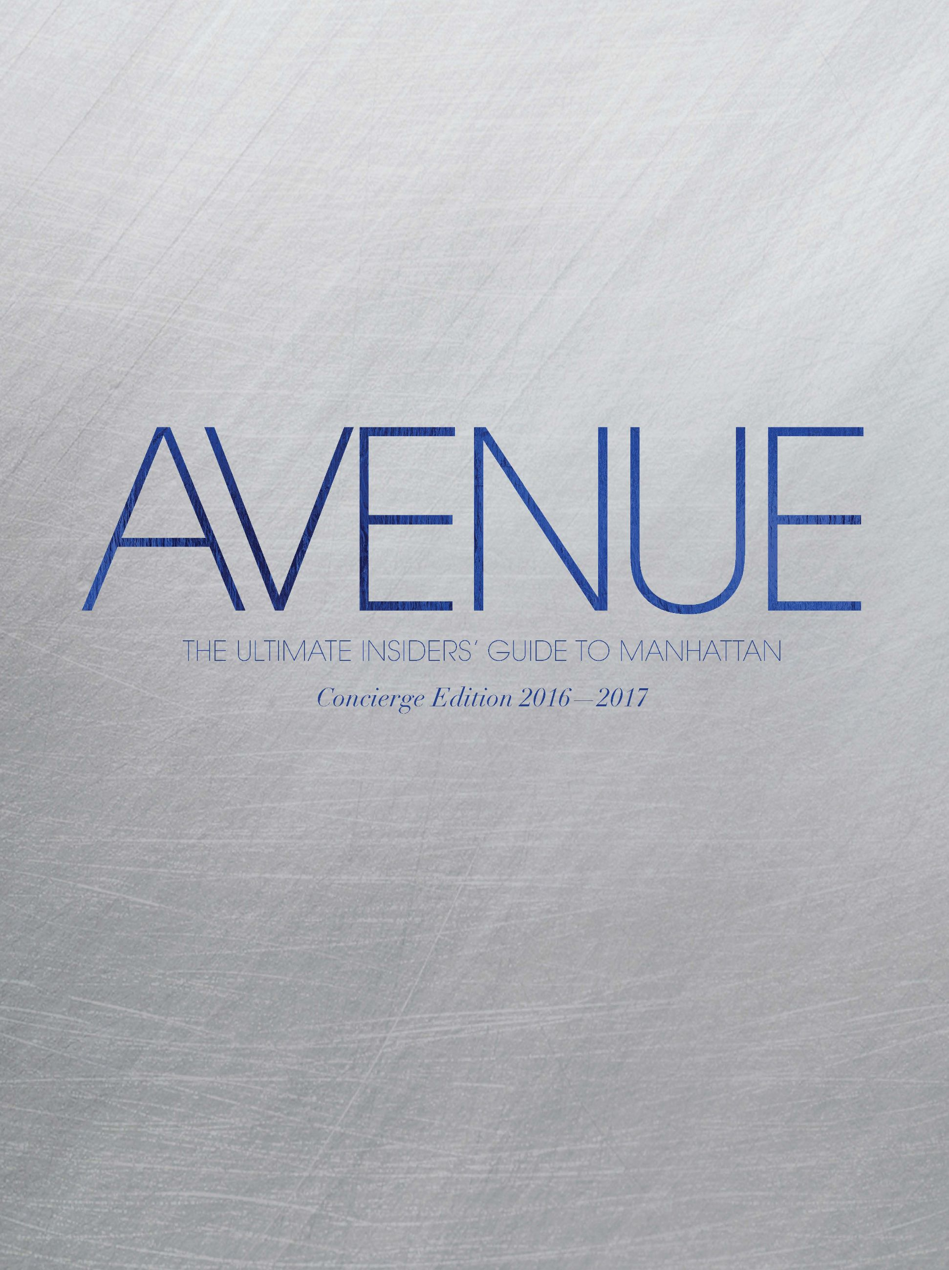 Avenue - Concierge Edition