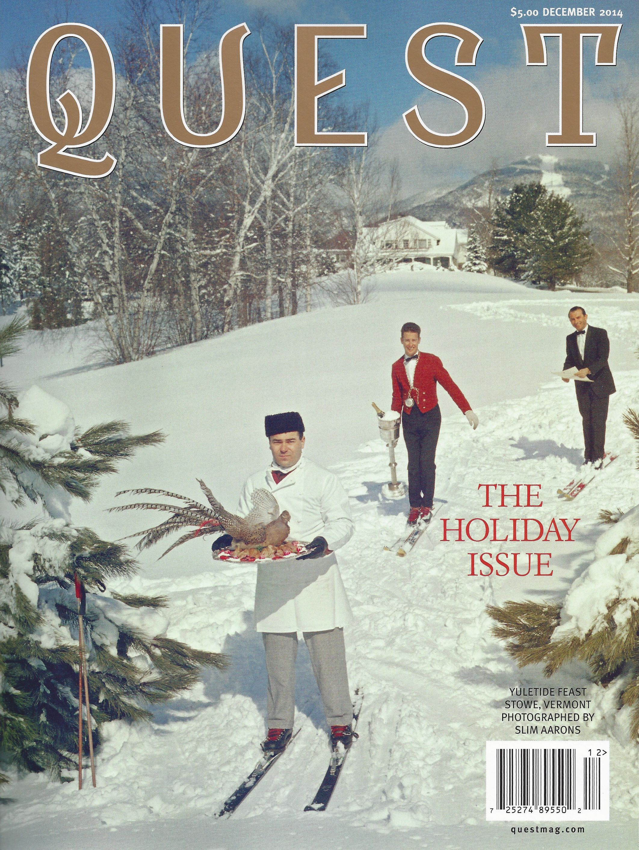 Quest - The Holiday Issue