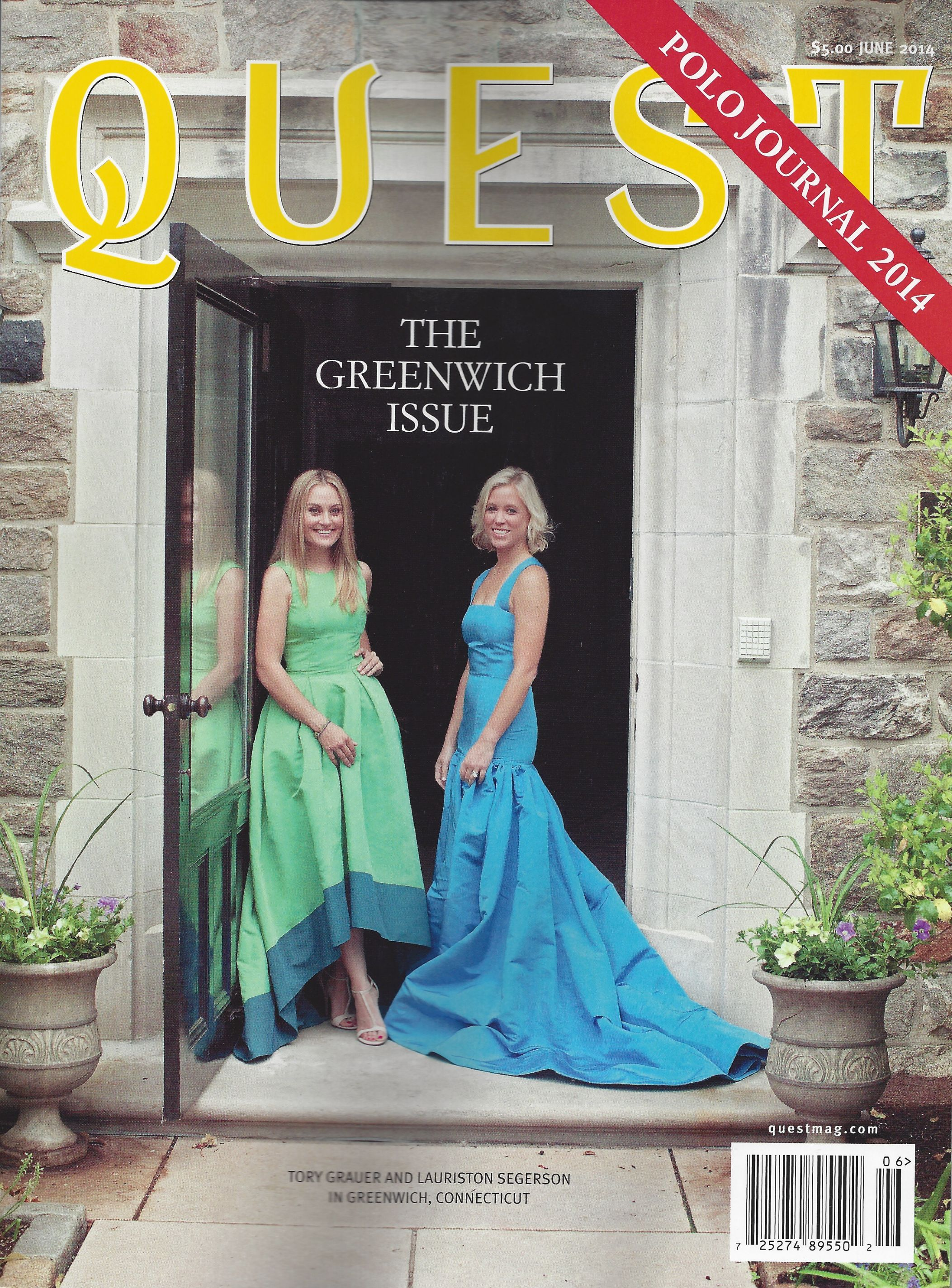 Quest - The Greenwich Issue