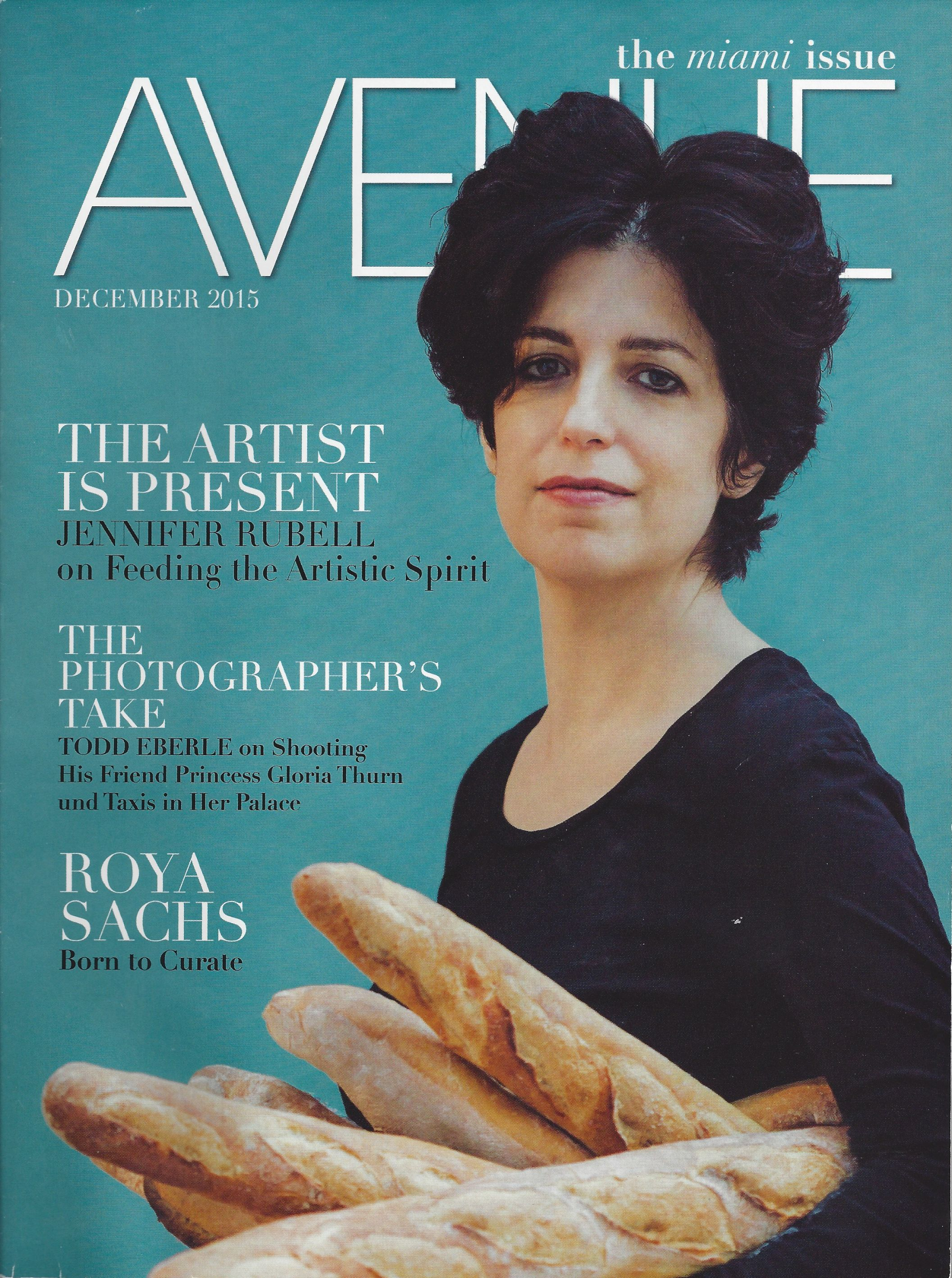 Avenue - The Miami Issue