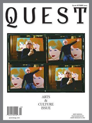Quest - Arts & Culture