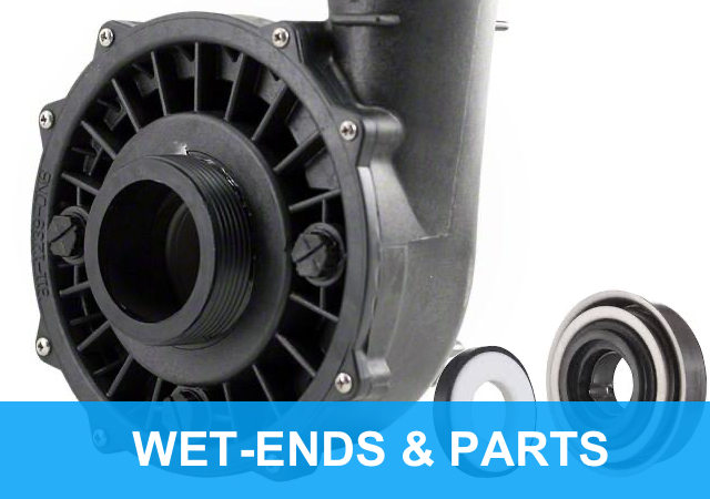 Hot Tub Pump Wet-Ends and Parts | Pool Store Canada