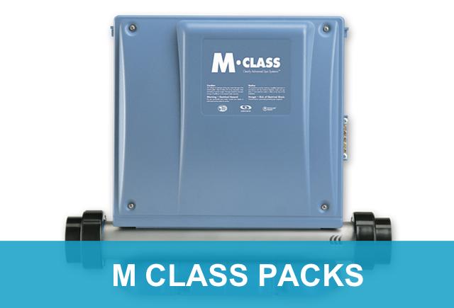 Gecko M Class Spa Control Pack