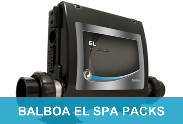 Balboa EL Series spa / hot tub control pack