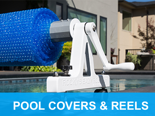 Pool Cover Reels and Rollers | Pool Store Canada