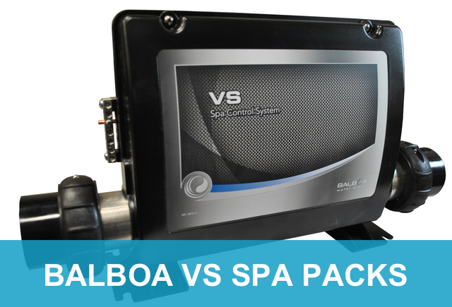 Balboa VS series spa/ hot tub control pack