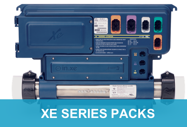 Gecko XE Series Spa Control Pack