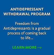 Antidepressant Withdrawal Program Info