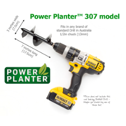 Power Planter 307 for Australian Gardeners