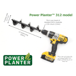 Power Planter 312 for Australian Gardeners
