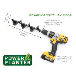 Power Planter 312 for Australian Gardeners