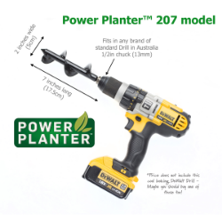 Power Planter 207 for Australian Gardeners