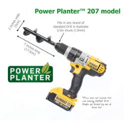 Power Planter 207 for Australian Gardeners