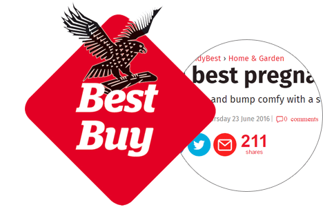 Voted Best Buy by The Independent