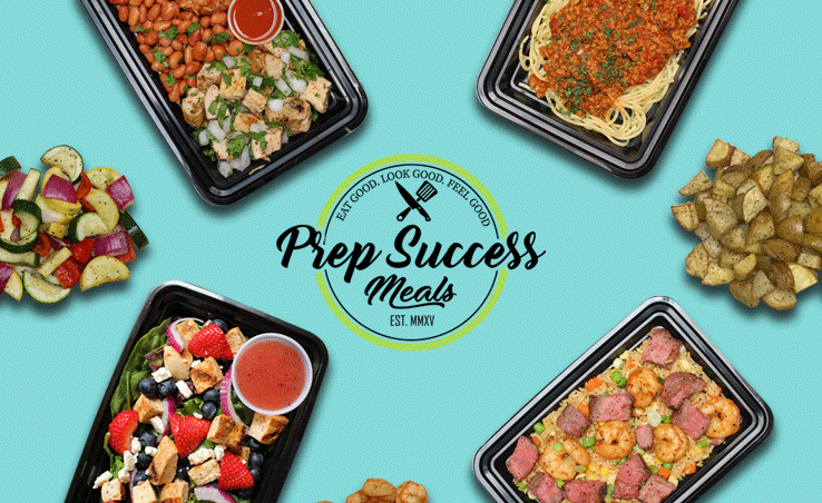 Prep Success Weekly Meal Plan