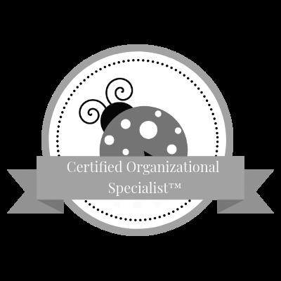 Certified Organizational Specialist Logo