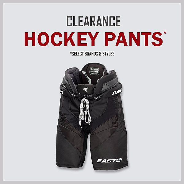 Clearance Hockey Pants