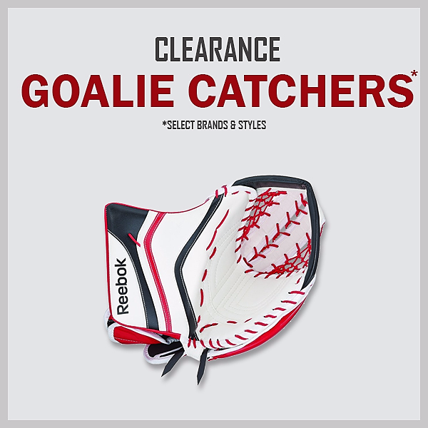 Clearance Goalie Catchers