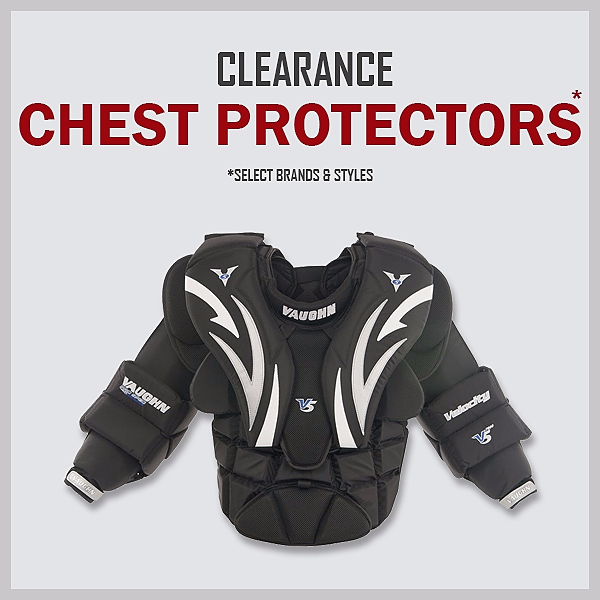 Clearance Goalie Chest Protectors
