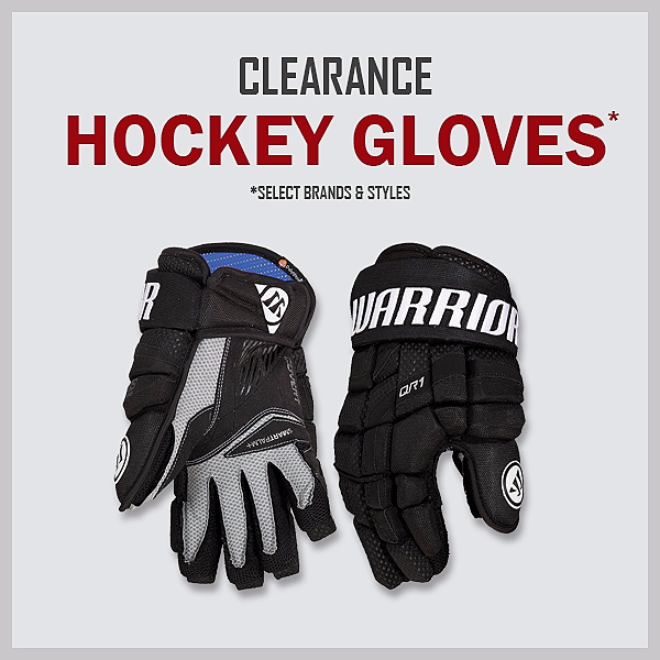 Clearance Hockey Gloves