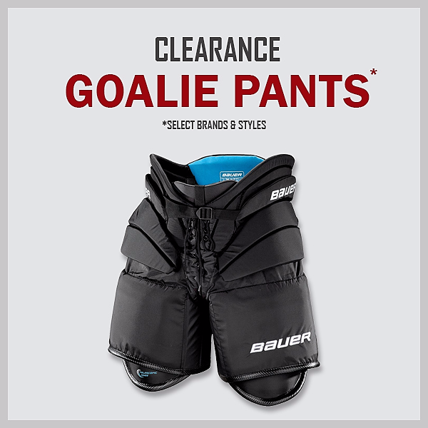 Clearance Goalie Pants