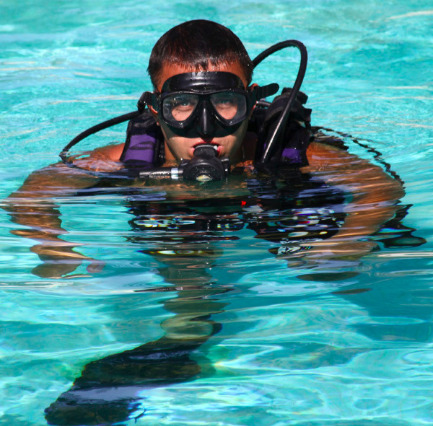 PADI Scuba Diving courses in Phuket, Thailand