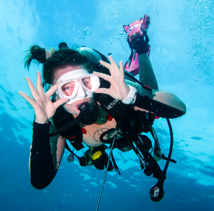 PADI Scuba Diving courses in Koh Lanta, Thailand