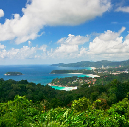 Scuba Diving and Snorkeling Trips in Phuket, Thailand