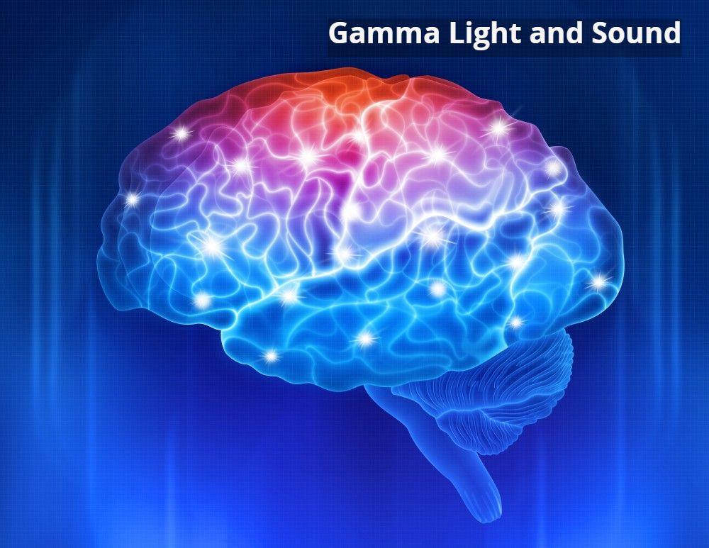 Gamma Light and Sound