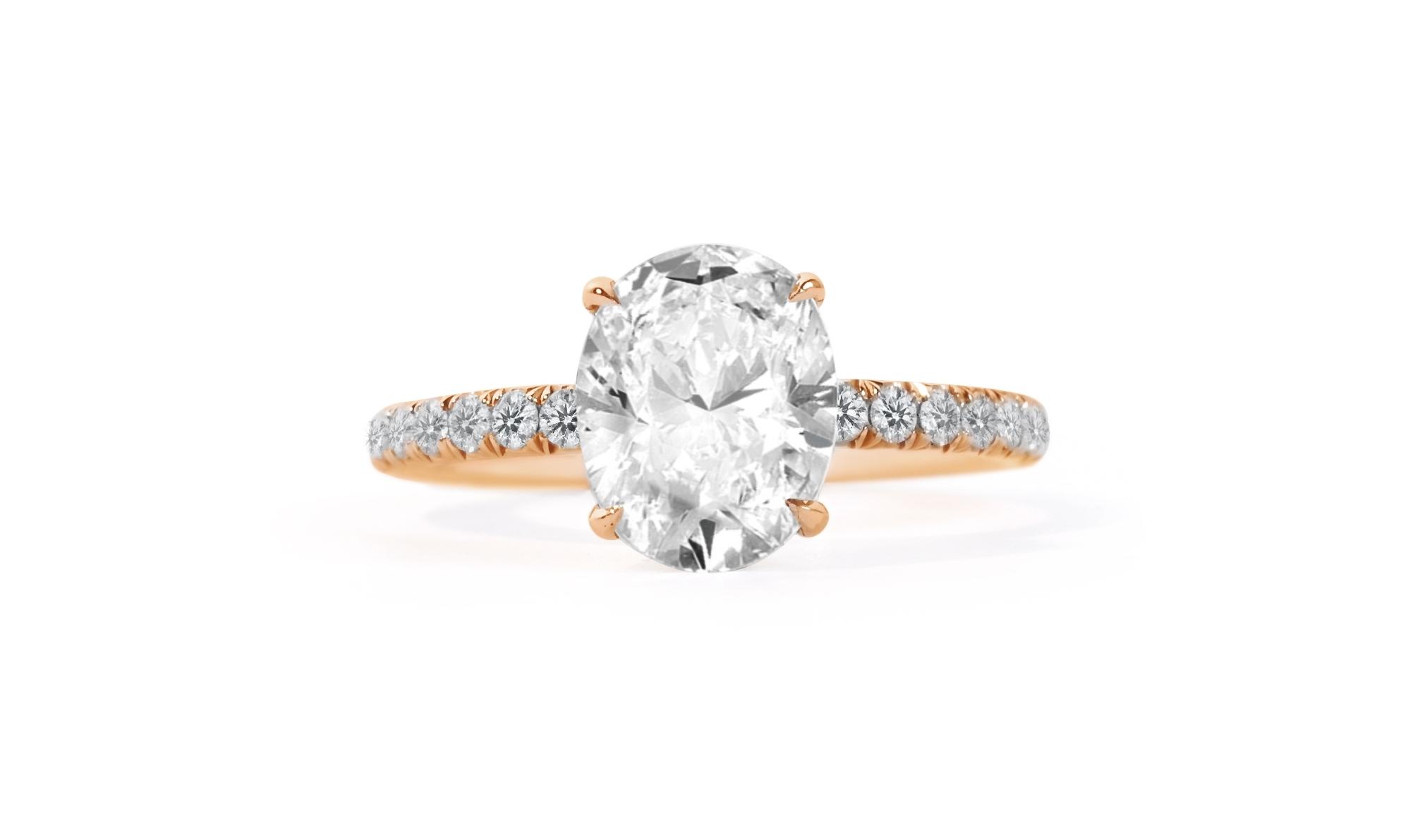 Annette and Douglas   Edelweiss Jewelry   Custom Design Plan