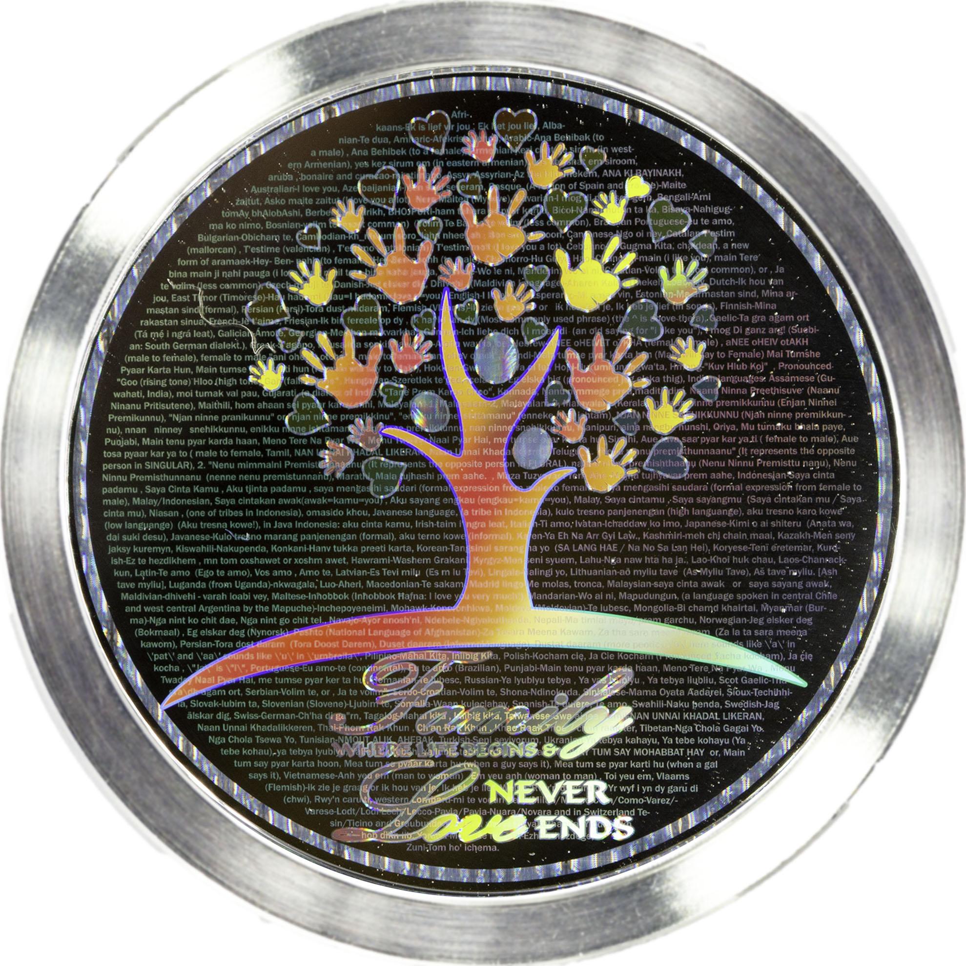 Nano Family Tree Coin